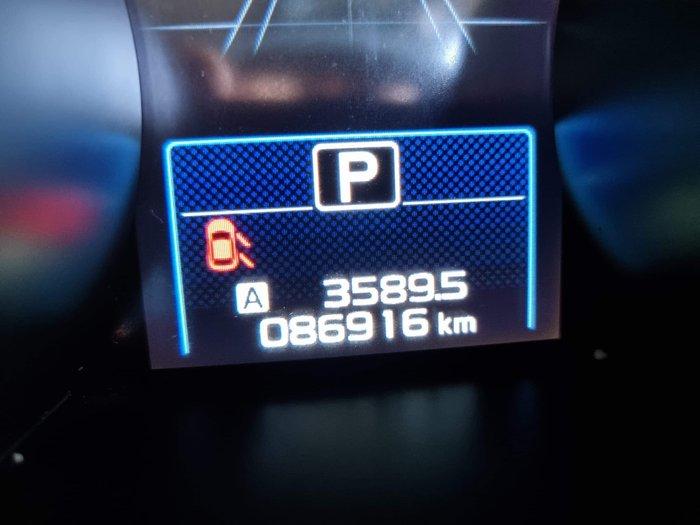 2016 Subaru Outback 2.0D Premium 5GEN MY16 AWD Crystal White
