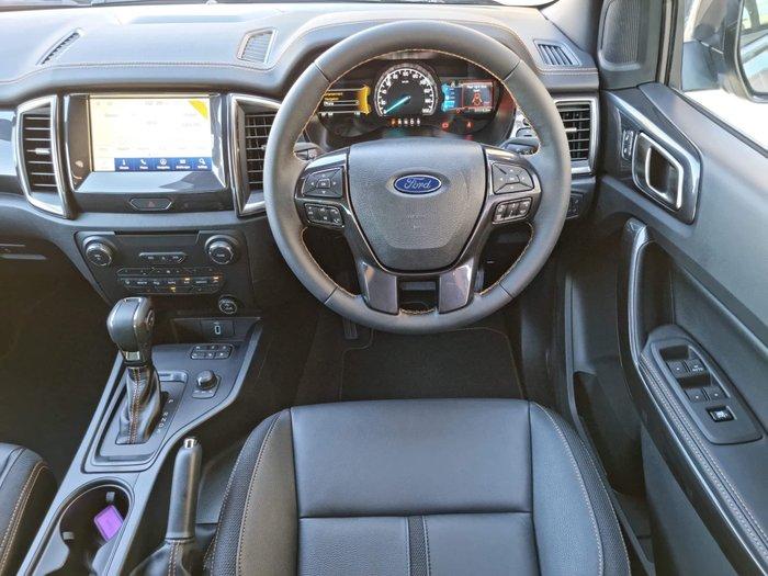 2021 Ford Ranger Wildtrak PX MkIII MY21.25 4X4 Dual Range Aluminium