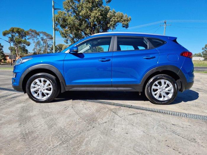 2019 Hyundai Tucson Active TL4 MY20 Aqua Blue