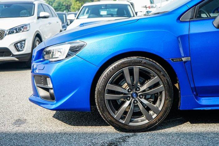 2015 Subaru WRX V1 MY16 AWD Lapis Blue