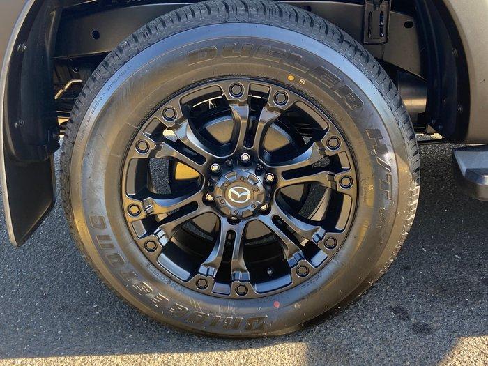 2021 Mazda BT-50 Thunder TF 4X4 Dual Range Rock Grey