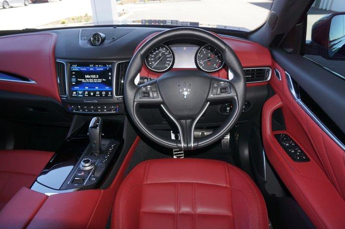 2019 Maserati Levante GranSport M161 MY20 4X4 On Demand Blu Emozione