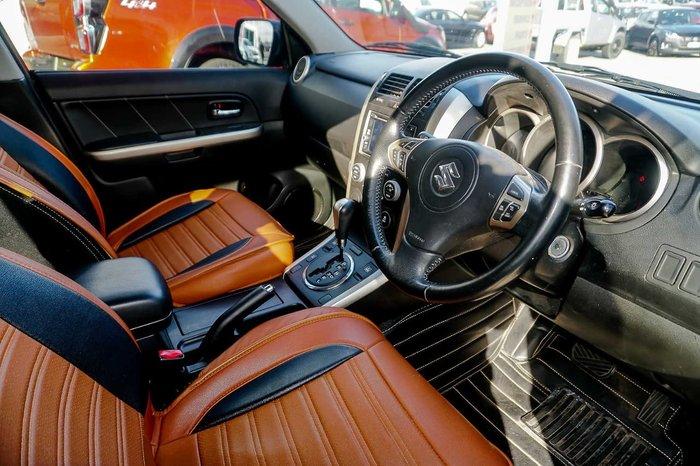 2015 Suzuki Grand Vitara Navigator JB Grey