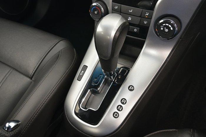 2011 Holden Cruze SRi-V JH Series II MY12 Chlorophyll