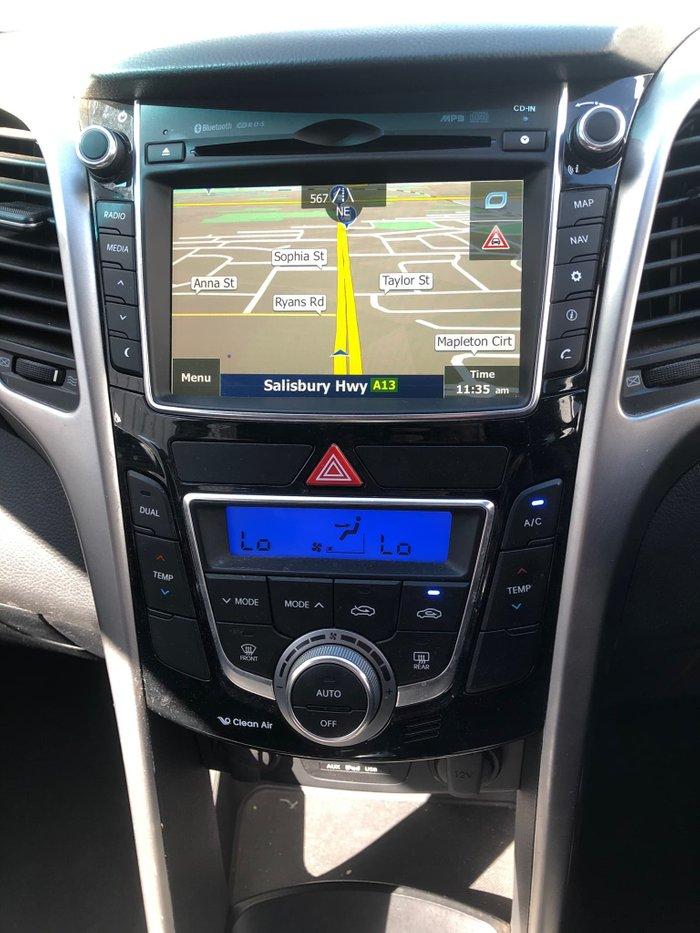 2013 Hyundai i30 SR GD2 MY14 Hyper Silver