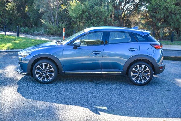 2020 Mazda CX-3 sTouring DK Blue