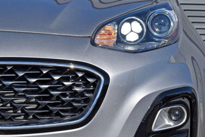 2018 Kia Sportage Si QL MY18 Sparkling Silver