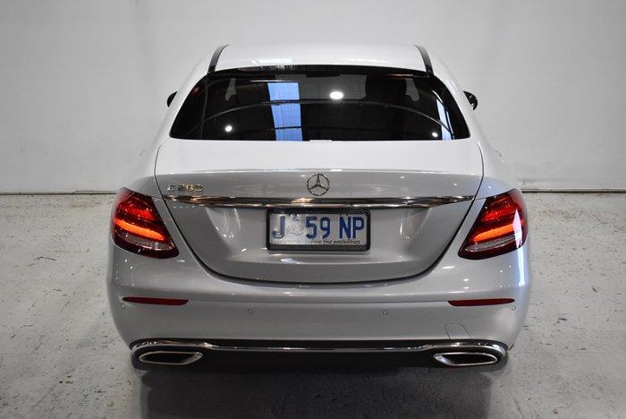 2016 Mercedes-Benz E-Class E200 W213 Silver