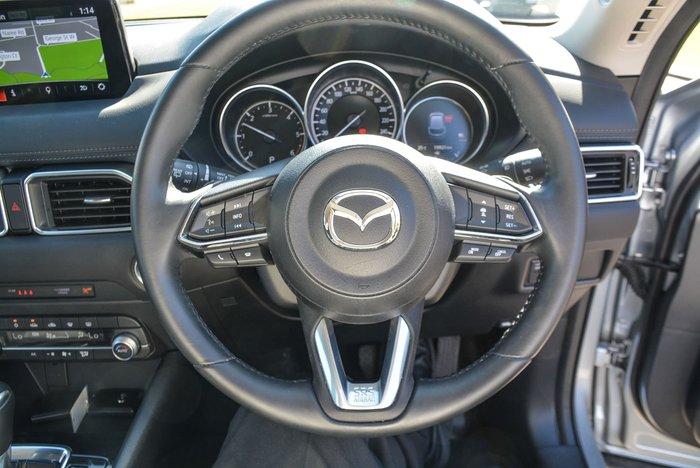 2020 Mazda CX-5 Maxx Sport KF Series AWD Sonic Silver