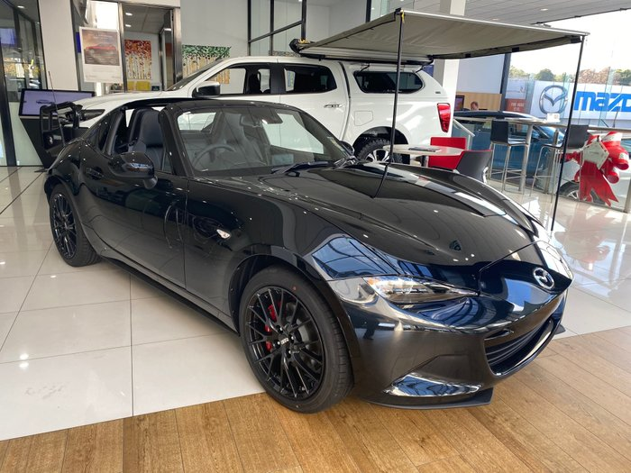 2021 Mazda MX-5 GT RS ND Jet Black