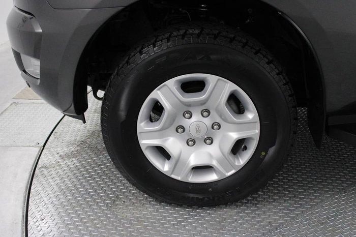 2017 Ford Ranger XLT PX MkII 4X4 Dual Range Grey