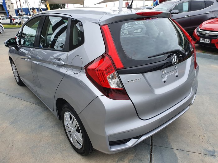 2018 Honda Jazz VTi GF MY18 Lunar Silver