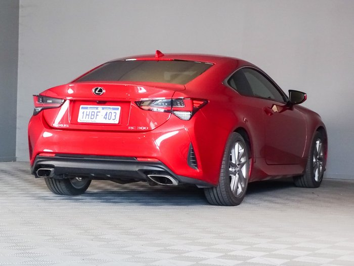 2019 Lexus RC RC300 Luxury ASC10R Infrared