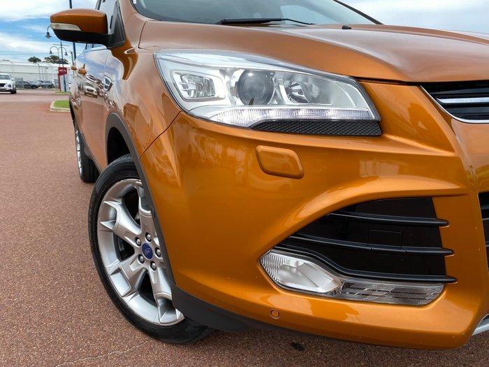 2016 Ford Kuga Titanium TF MkII MY16.5 AWD Tiger Eye