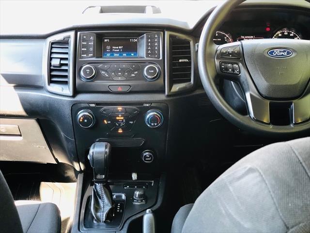 2018 Ford Ranger XL Plus PX MkII MY18 4X4 Dual Range Frozen White