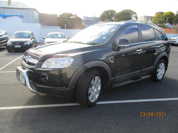 2010 Holden Captiva LX CG MY10 AWD Black