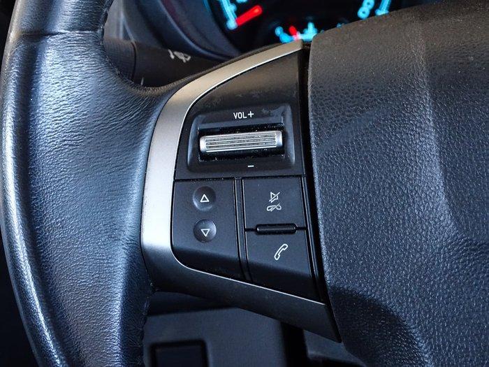 2014 Holden Colorado LTZ RG MY14 4X4 Dual Range Sizzle