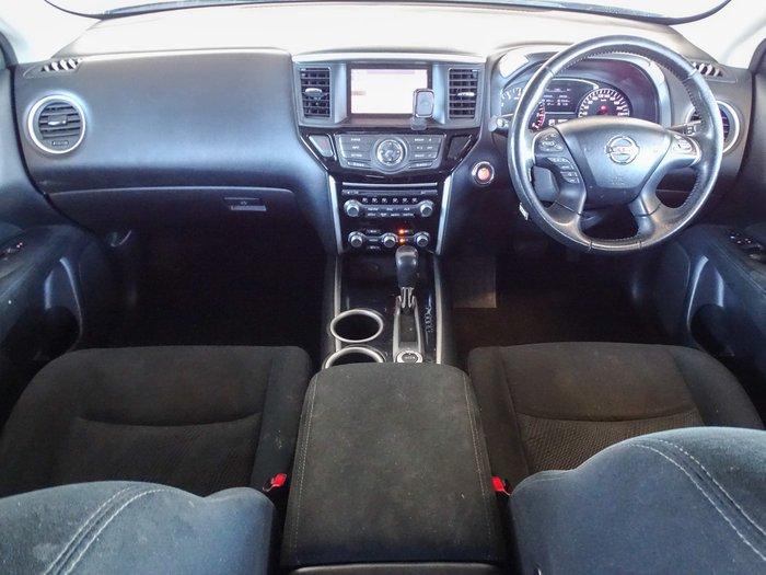 2014 Nissan Pathfinder ST R52 MY14 4X4 On Demand Black