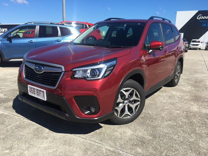 2020 Subaru Forester 2.5i-L S5 MY20 AWD Red