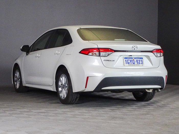 2019 Toyota Corolla Ascent Sport MZEA12R Crystal Pearl