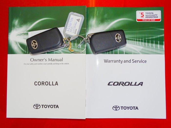 2019 Toyota Corolla Ascent Sport MZEA12R Wildfire