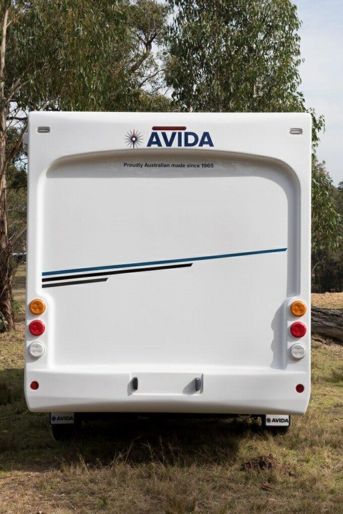 2021 Avida Avida Motorhome B6712 Leura