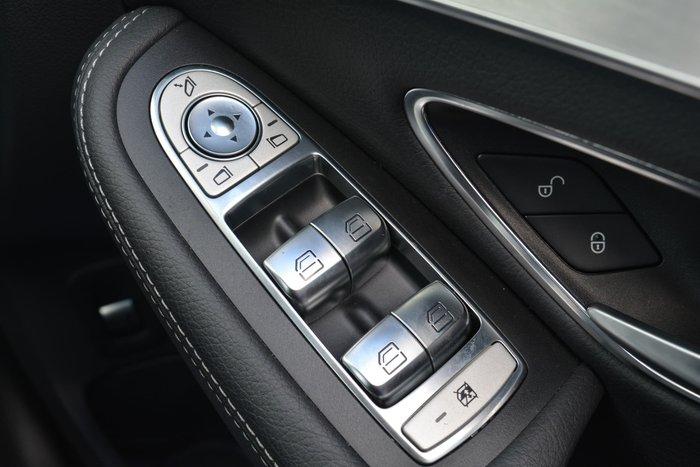 2016 Mercedes-Benz C-Class C200 W205 Blue