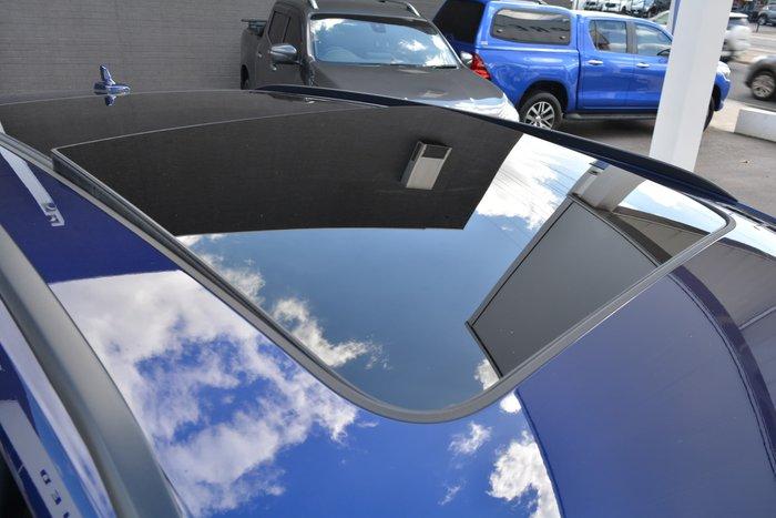 2017 Audi SQ5 FY MY18 Four Wheel Drive Navarra Blue