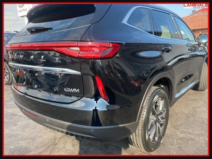 2021 Haval H6 Lux B01 Golden BLACK
