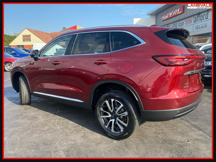 2021 Haval H6 Lux B01 BURGUNDY RED