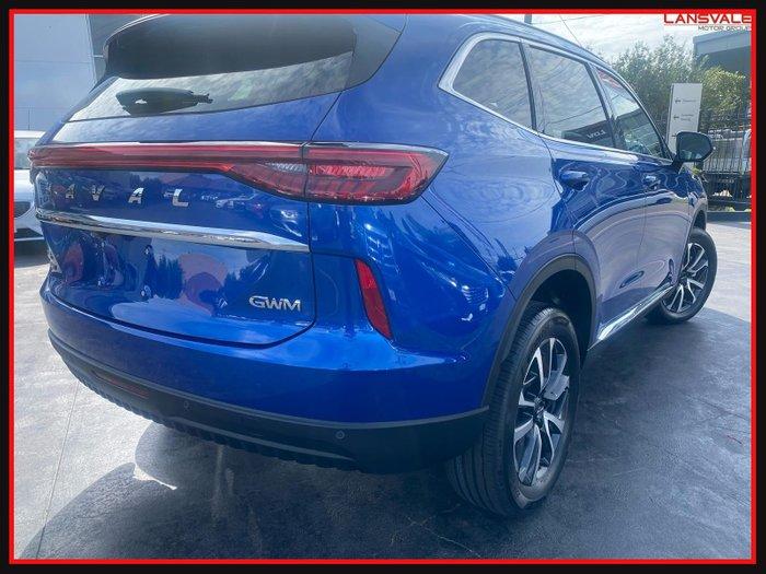2021 Haval H6 Lux B01 Blue Sapphire
