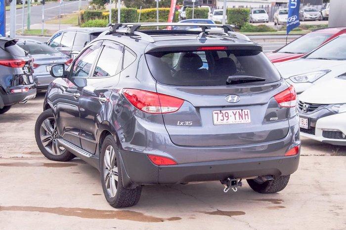 2013 Hyundai ix35 Highlander Series II AWD Grey