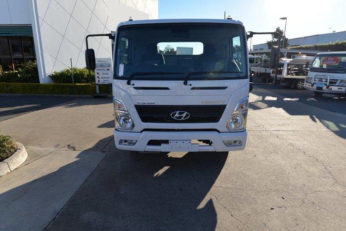 2021 HYUNDAI EX6 MWB WHITE