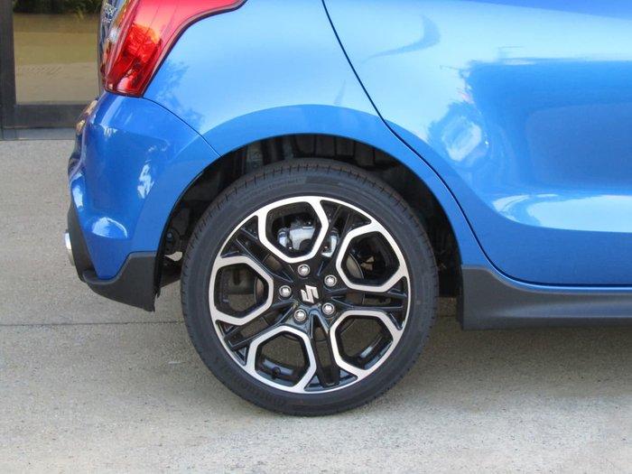 2021 Suzuki Swift Sport AZ Series II Blue