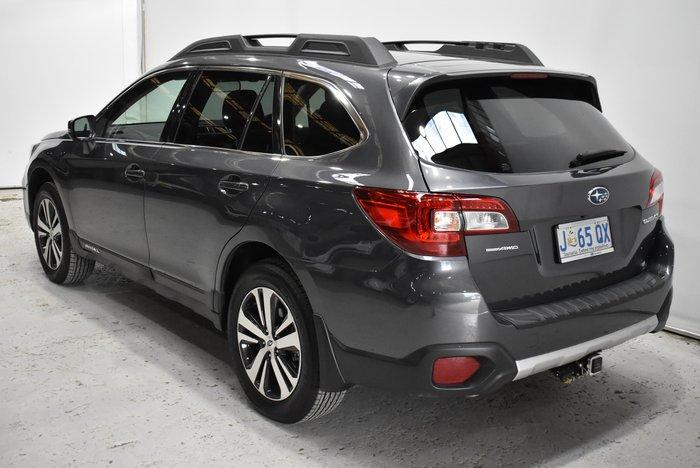 2020 Subaru Outback 2.5i 5GEN MY20 AWD Grey