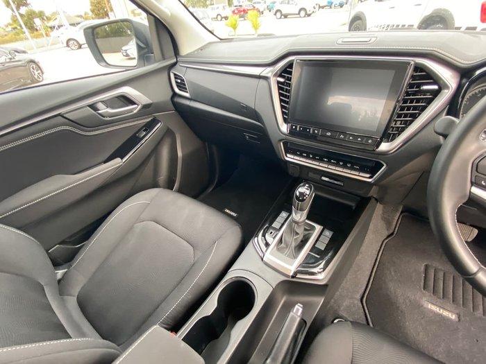 2020 Isuzu D-MAX LS-U MY21 4X4 Dual Range White
