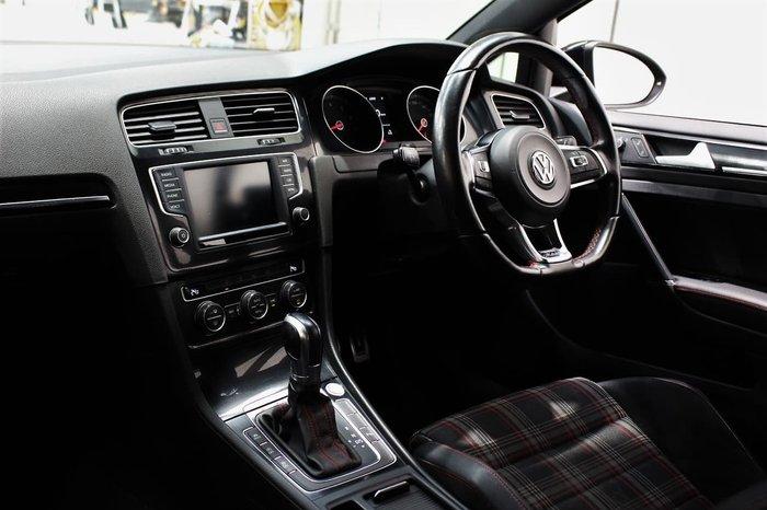 2016 Volkswagen Golf GTI Performance 7 MY16 Black