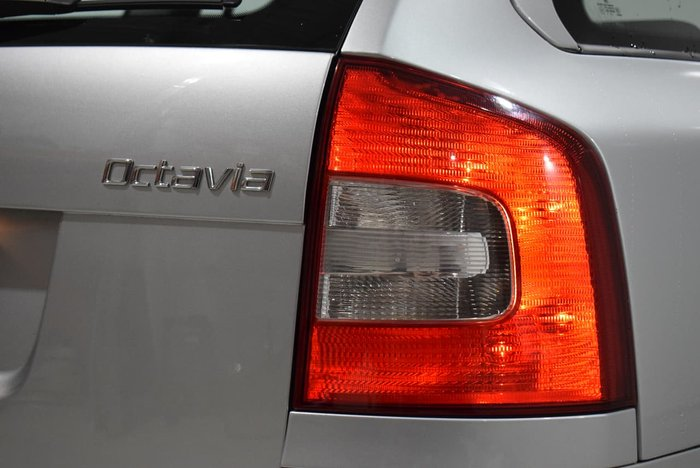 2012 SKODA Octavia 90TSI 1Z MY12 Brilliant Silver
