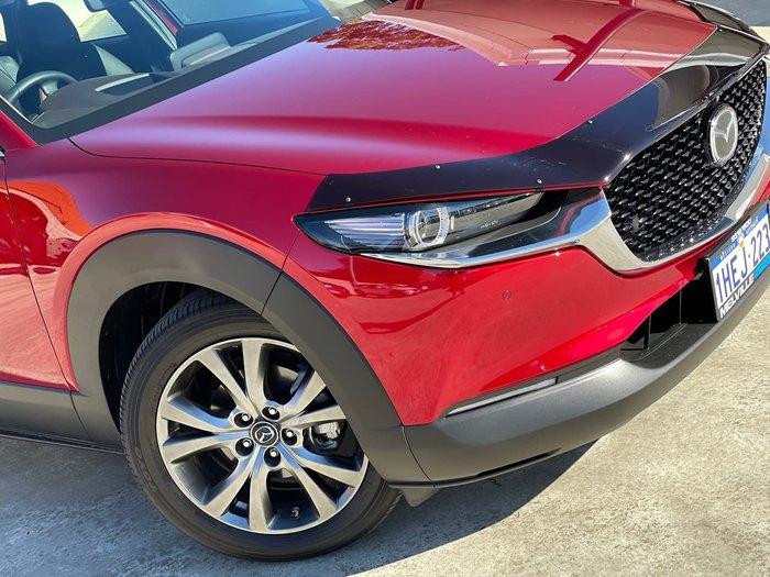 2020 Mazda CX-30 X20 Astina DM Series AWD Red
