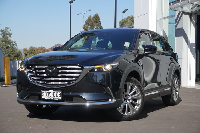 2021 Mazda CX-9 Azami TC AWD Jet Black