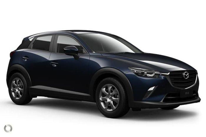 2021 Mazda CX-3 Neo Sport DK Deep Crystal Blue