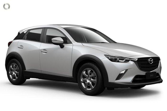 2021 Mazda CX-3 Neo Sport DK Snowflake White Pearl