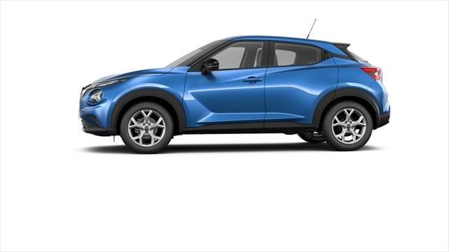 2020 NISSAN F16 ST+ JUKE ST+ 2WD AUTO VIVID BLUE