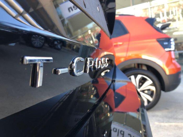 2021 Volkswagen T-Cross 85TSI Life C1 MY21 Black