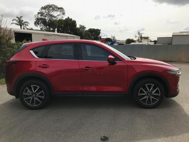 2018 Mazda CX-5 Mazda CX-5 G 6AUTO GT PETROL AWD Soul Red Crystal