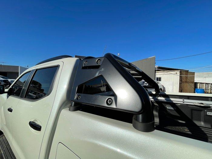 2021 Nissan Navara PRO-4X D23 4X4 Dual Range White Pearl