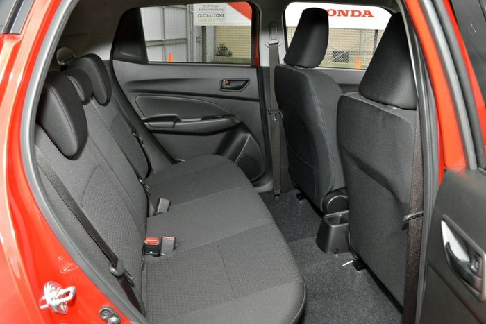 2021 Suzuki Swift GL Navigator AZ Series II BURNING RED