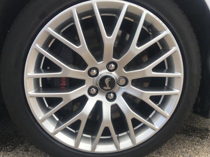 2017 Ford Mustang GT FM MY17 Ingot Silver