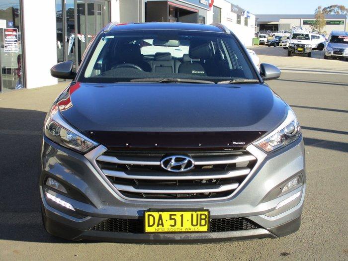 2017 Hyundai Tucson Active X TL MY18 Pepper Grey
