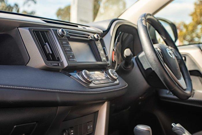 2014 Toyota RAV4 GX ASA44R MY14 AWD Bronze